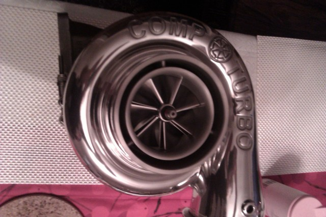 Comp Turbo Billet 82mm