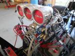 Fuelsystemfront